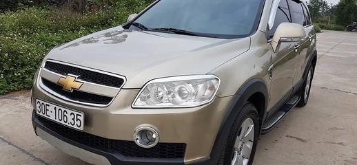 Bán Chevrolet Captiva LTZ, mầu cát, số tự động sản xuất 2009. xe đẹp xuất sắc, Ảnh số 1