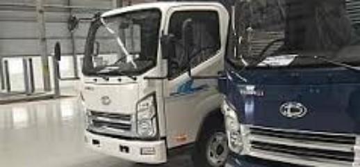 Xe tải DAEHAN động cơ ISuZu trọng tải 2,4 tấn đời 2017, Ảnh số 1