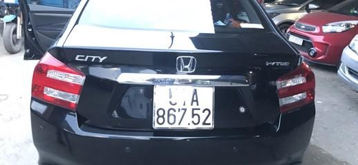Honda City 2014 màu đen, bào hành 2 năm chính hãng, Ảnh số 1
