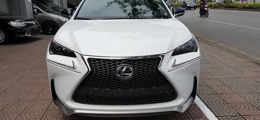 Bán Lexus NX200t Fsport 2017 nhập Mỹ mới 100%, Ảnh số 1