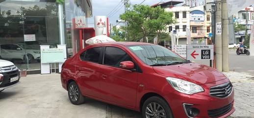 Khuyến mãi lớn với xe Attrage, giảm đến 40 triệu đồng, xe nhập giá tốt ở Quảng Trị, Ảnh số 1