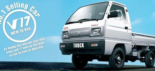 Xe suzuki truck 650kg, Ảnh số 1