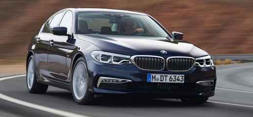 BMW 520d G30 2017 thế hệ mới nhất, Ảnh số 1