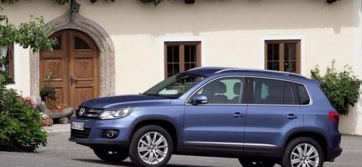 Ban Volkswagen Tiguan 2017 Xanh ngọc lịch lãm. LH: Mr.Vần, Ảnh số 1