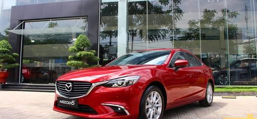 Mazda 6 Facelift 2017 giá tốt nhất thị trường, Ảnh số 1
