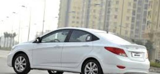 Bán xe hyundai accent đời 2012 chạy 20 ngàn km tây ninh giá 510tr, Ảnh số 1