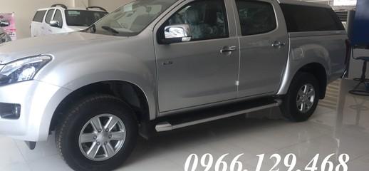 Bán xe bán tải Isuzu Khuyến mại 100% thuế trước bạ Giá tốt LH: 0966.129.468, Ảnh số 1