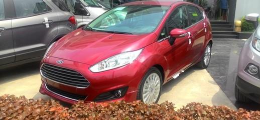 Bán xe Ford Fiesta 2017 giá tốt nhất thị trường.xe sẵn giao ngay, Ảnh số 1