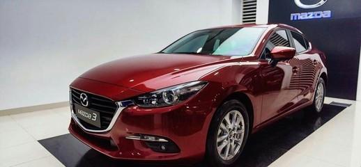 Mazda Chương trình Bán hàng Tháng 6/2017 ưu đãi nhất tại TP.HCM, Ảnh số 1