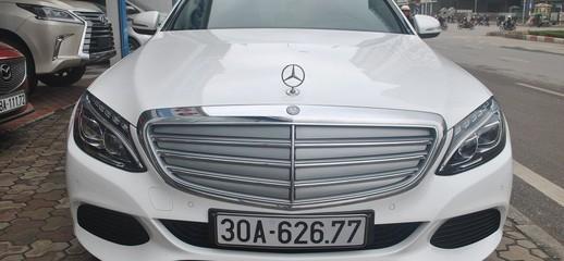 Mercedes Benz C class C250 2015 Màu Trắng., Ảnh số 1