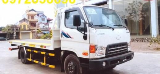 Xe cứu hộ giao thông sàn trượt hyundai hd99, Ảnh số 1