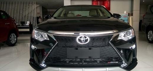 Giá xe Toyota Camry 2.0 E phiên bản độ, giá cả ưu đãi hỗ trợ vay vốn trả góp, Ảnh số 1
