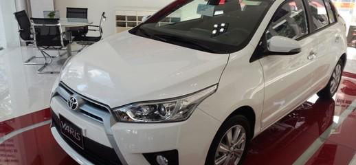 Toyota Yaris 2017 Nhập Khẩu, giá tốt, K/m lớn., Ảnh số 1