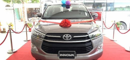 Toyota Innova 2017 giá tốt nhất, trả góp 85%, trả 7 triệu/tháng., Ảnh số 1
