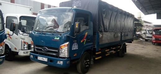 Xe tải VEAM VT260 1t9,thùng dài 6,1m,động cơ hyundai,đời 2017 vào thành phố giá ưu đãi nhất, Ảnh số 1