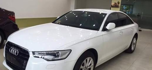 AUDI A6 Sản xuất và đăng ký cuối 2014 tên Công ty một chủ từ đầu, Ảnh số 1