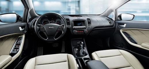 Kia Cerato 1.6AT 2017 Mới 100% Trả góp 90% Hỗ trợ đăng ký Uber, Grab, Ảnh số 1
