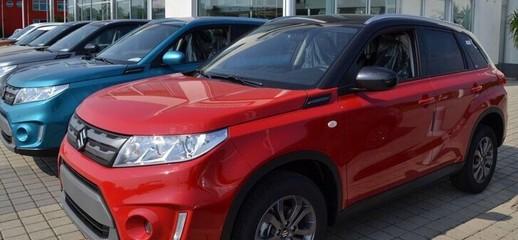 Bán xe Suzuki Vitara 2017, nhập khẩu Châu Âu, giá tốt, xe có sẵn đủ màu giao ngay, Ảnh số 1