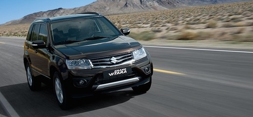 Suzuki Grand Vitara 2 cầu số tự động, Ảnh số 1