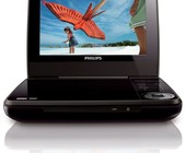 Đầu DVD di động Philips 7 LCD Portable DVD Player, PET741M Open box.