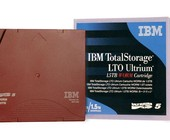 (46X1290) IBM LTO 5 Ultrium 3TB Tape Cartridge.