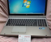 HP Elitebook 8570p i5 3320M,4G,320GB,VGA rời ATI 1GB,Full HD, full option,máy đẹp.