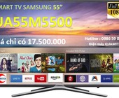 Smart TV Samsung 55M5500.