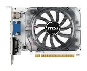 Card MSI GT730 2gb ddr5 cũ.