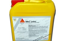 Phụ gia chống thấm can 25l sika latex