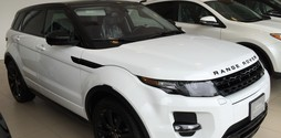 Bán range rover evoque 2.0 black edition model 2015, full option có phanh kho.