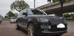 Bán Range Rover Autobiography Lwb Black Edition sản xuất 2014.