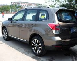 Subaru Forester 2017,Bán xe Subaru Forester 2017, Xe Subaru Forester 2.0 XT, SU.