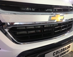 Chevrolet Colorado HC 2017.