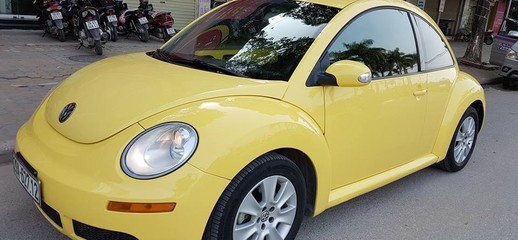 Bán xe Volkswagen Beetle 2.5AT sản xuất 2008, Ảnh số 1