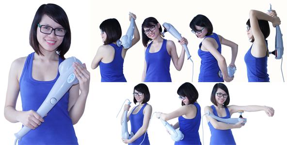 Ảnh số 13: Máy massage cầm tay 7 đầu 668 xuất xứ Nhật Bản - Giá: 650.000