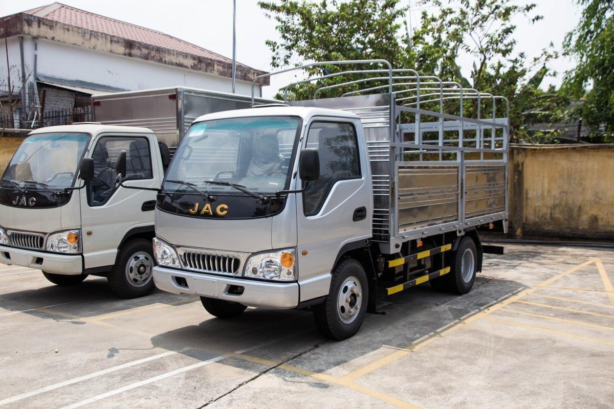 Mua xe tải JAC 2.4 tấn/2.4 tan/2T4 trả góp. Giá xe tải JAC 2T4/2.4 tấn/2,4 tấn tốt nhất Ảnh số 39315792