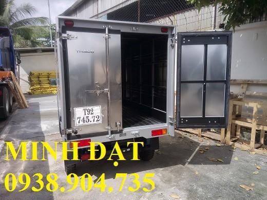 Xe tải nhẹ thaco: towner 800, xe tải nhẹ thaco towner 990 990kg , xe tải 850kg, xe tải thaco 900kg ,xe tải thaco 1 tấn Ảnh số 39540259