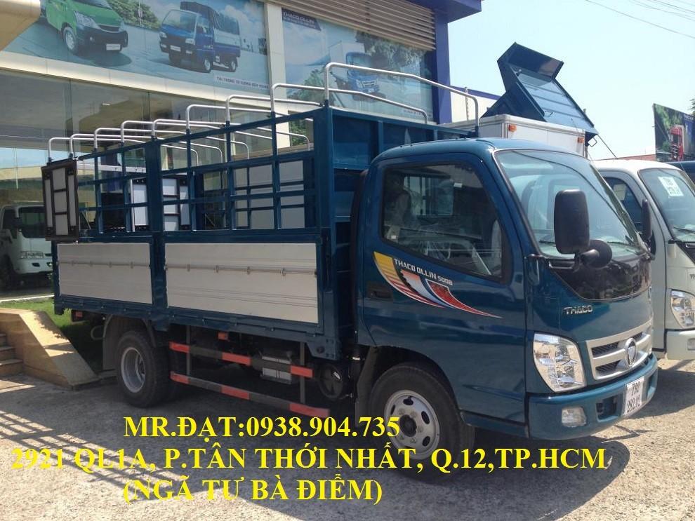 Xe tải Thaco 5 tấn, xe tải thaco ollin 500B, xe tải Thaco Xe tải 5 tấn , xe tải THACO 500B 5 tấn, xe tải Ollin 500B Ảnh số 39614851