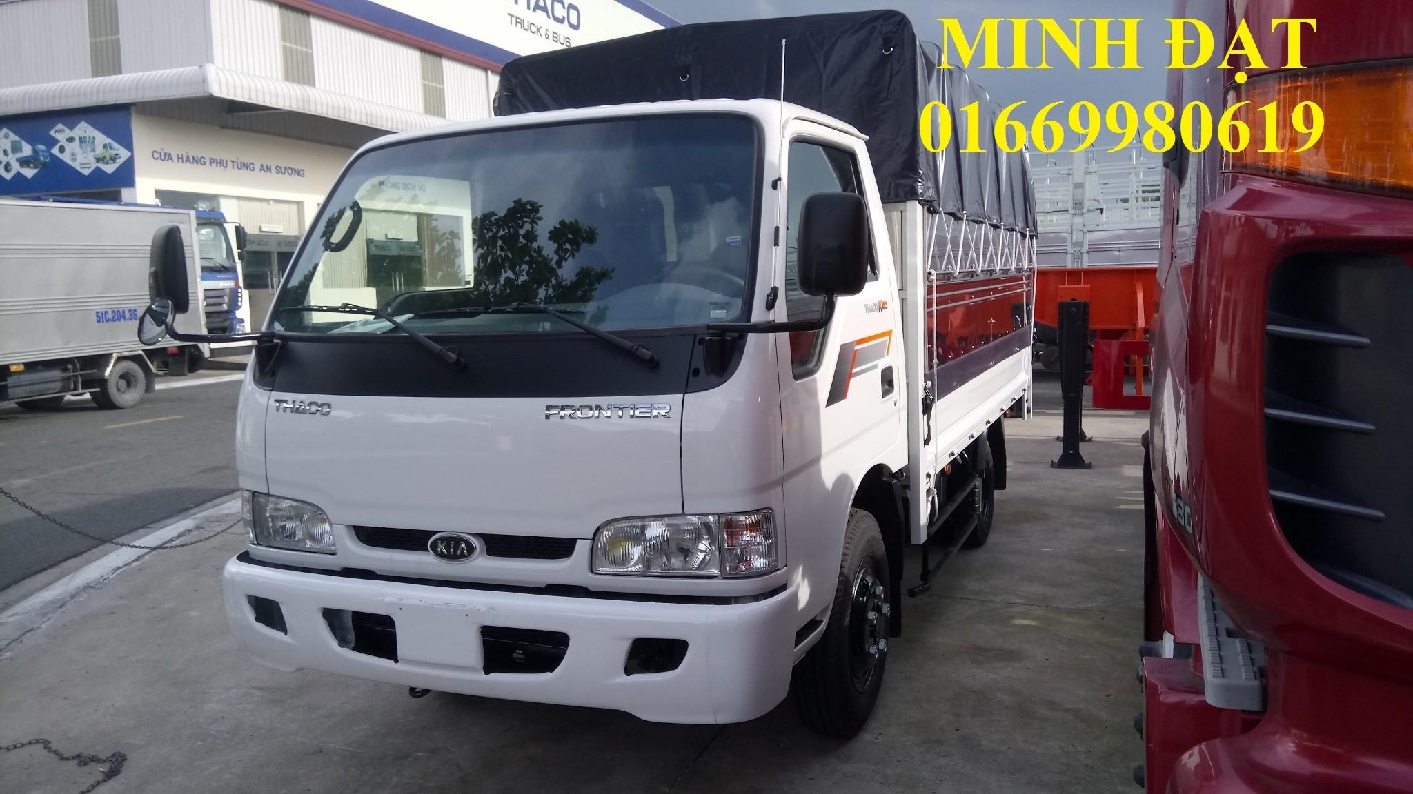 Xe tải nhẹ kia k165 2t4 vào thành phố trả góp, xe tải kia 2.4 tấn kia, bán xe tải trả góp 85% tp.hcm Ảnh số 39631815