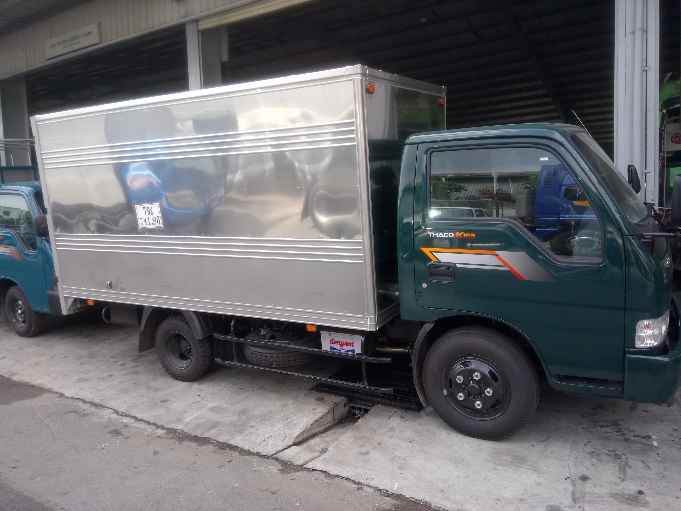 Xe tải kia 2400 KG, xe tải nhẹ Kia 2T4, xe tải Kia 2 tấn 4, xe tải Kia , Xe tải K165 2T4 Ảnh số 39631909