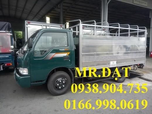 Xe tải nhẹ kia k165 2t4 vào thành phố trả góp, xe tải kia 2.4 tấn kia, bán xe tải trả góp 85% tp.hcm Ảnh số 39631925