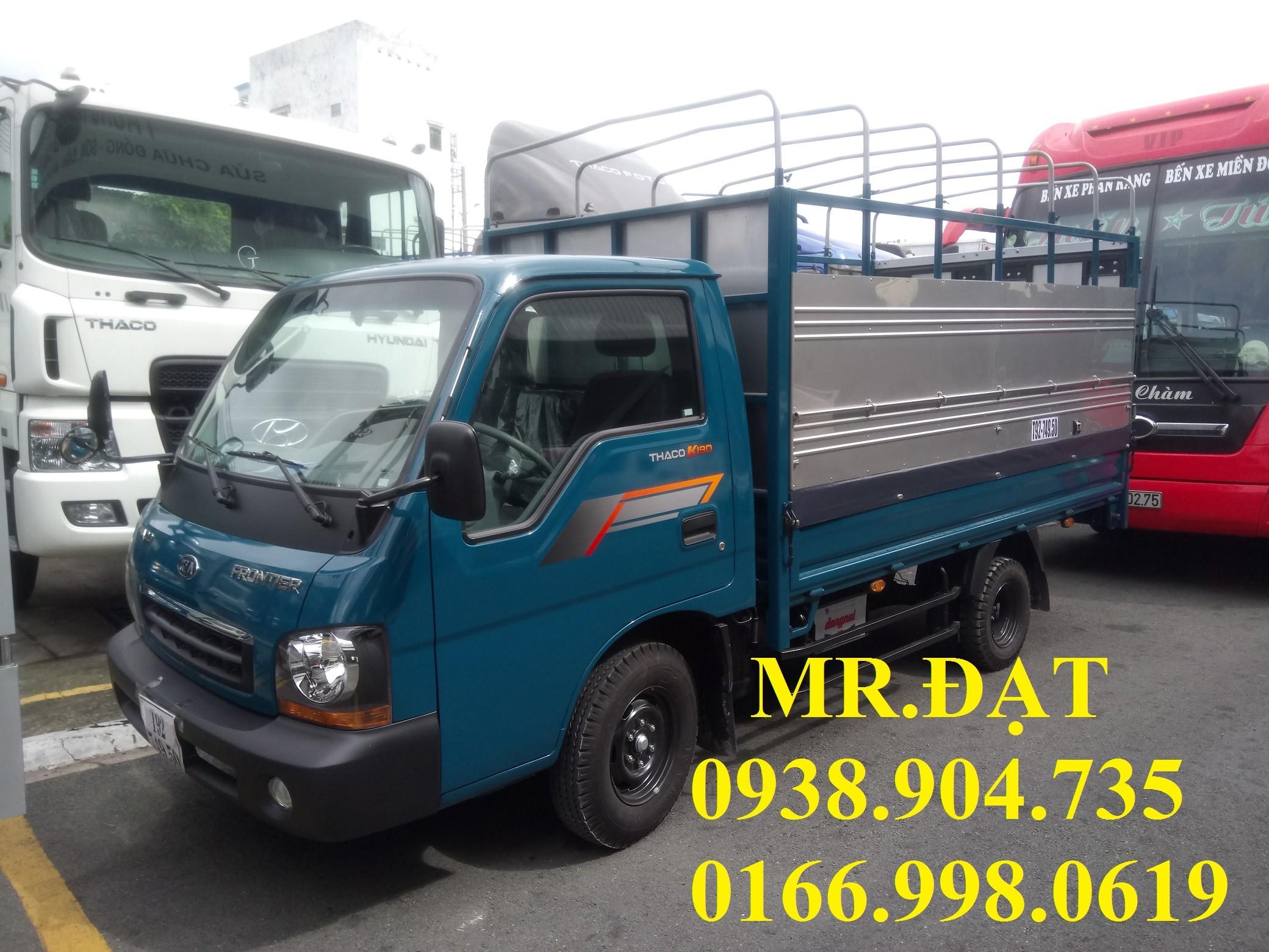 Xe tải kia 2400 KG, xe tải nhẹ Kia 2T4, xe tải Kia 2 tấn 4, xe tải Kia , Xe tải K165 2T4 Ảnh số 39631933