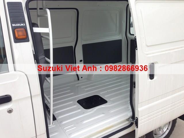 Bán Xe tải cóc Super carry Blind Van xe tải nhẹ, xe tai cóc, giá tốt nhất LH : 0982866936 xe tai suzuki Ảnh số 39842469