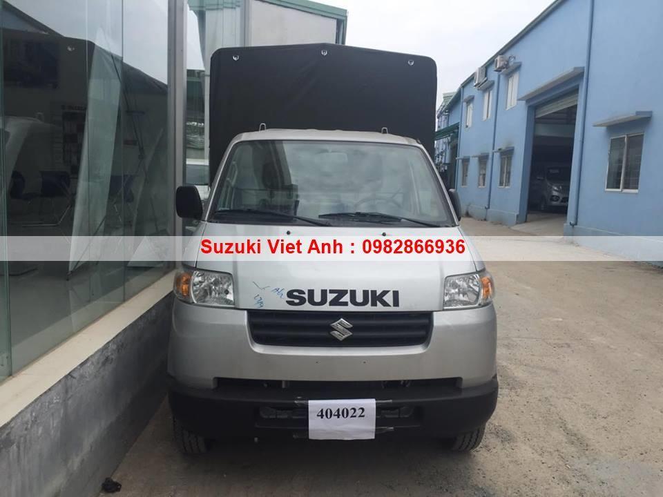 Giá Xe suzuki tải cóc, xe 5 ta , xe 7 ta , Blind Van, xe tải nhẹ, thùng bạt , thùng kín giá tốt nhất hà nội . Ảnh số 39842499