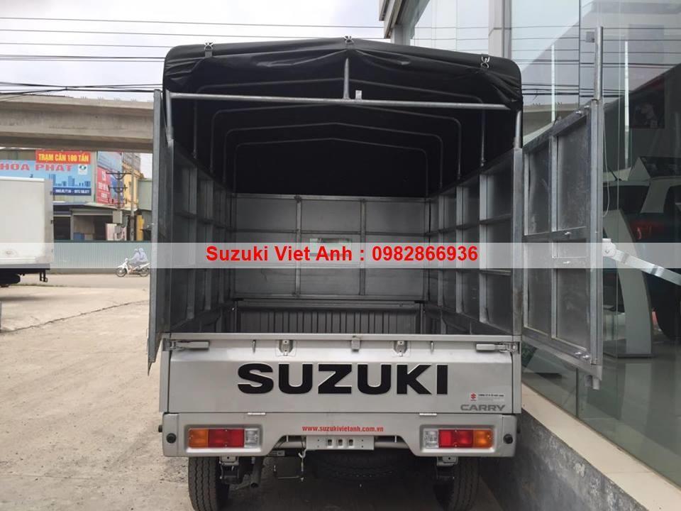 Giá Xe suzuki tải cóc, xe 5 ta , xe 7 ta , Blind Van, xe tải nhẹ, thùng bạt , thùng kín giá tốt nhất hà nội . Ảnh số 39842501