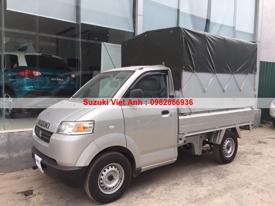 Giá Xe suzuki tải cóc, xe 5 ta , xe 7 ta , Blind Van, xe tải nhẹ, thùng bạt , thùng kín giá tốt nhất hà nội . Ảnh số 39842509