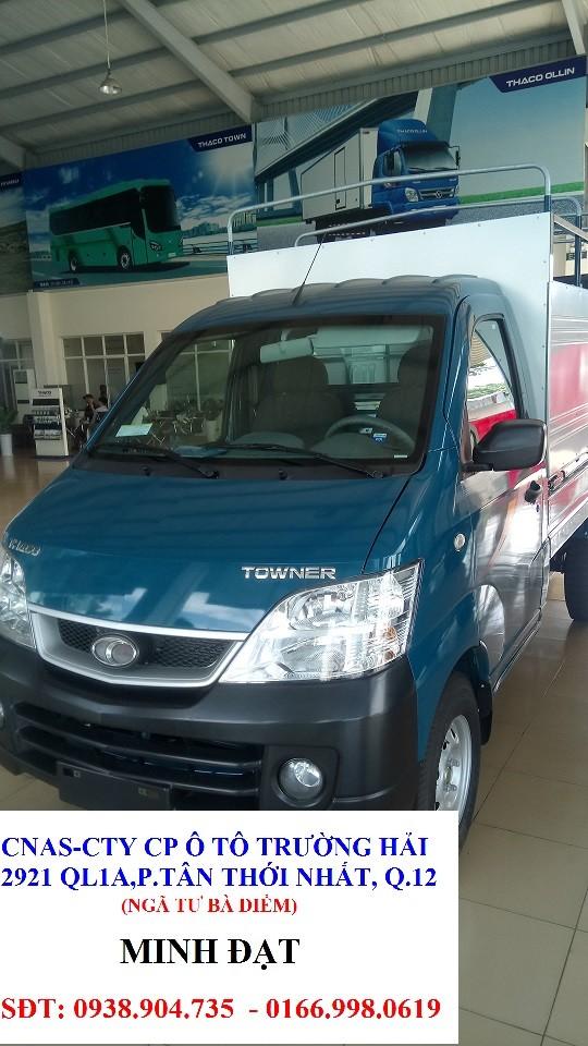 Xe tải nhẹ thaco: towner 800, xe tải nhẹ thaco towner 990 990kg , xe tải 850kg, xe tải thaco 900kg ,xe tải thaco 1 tấn Ảnh số 39858007