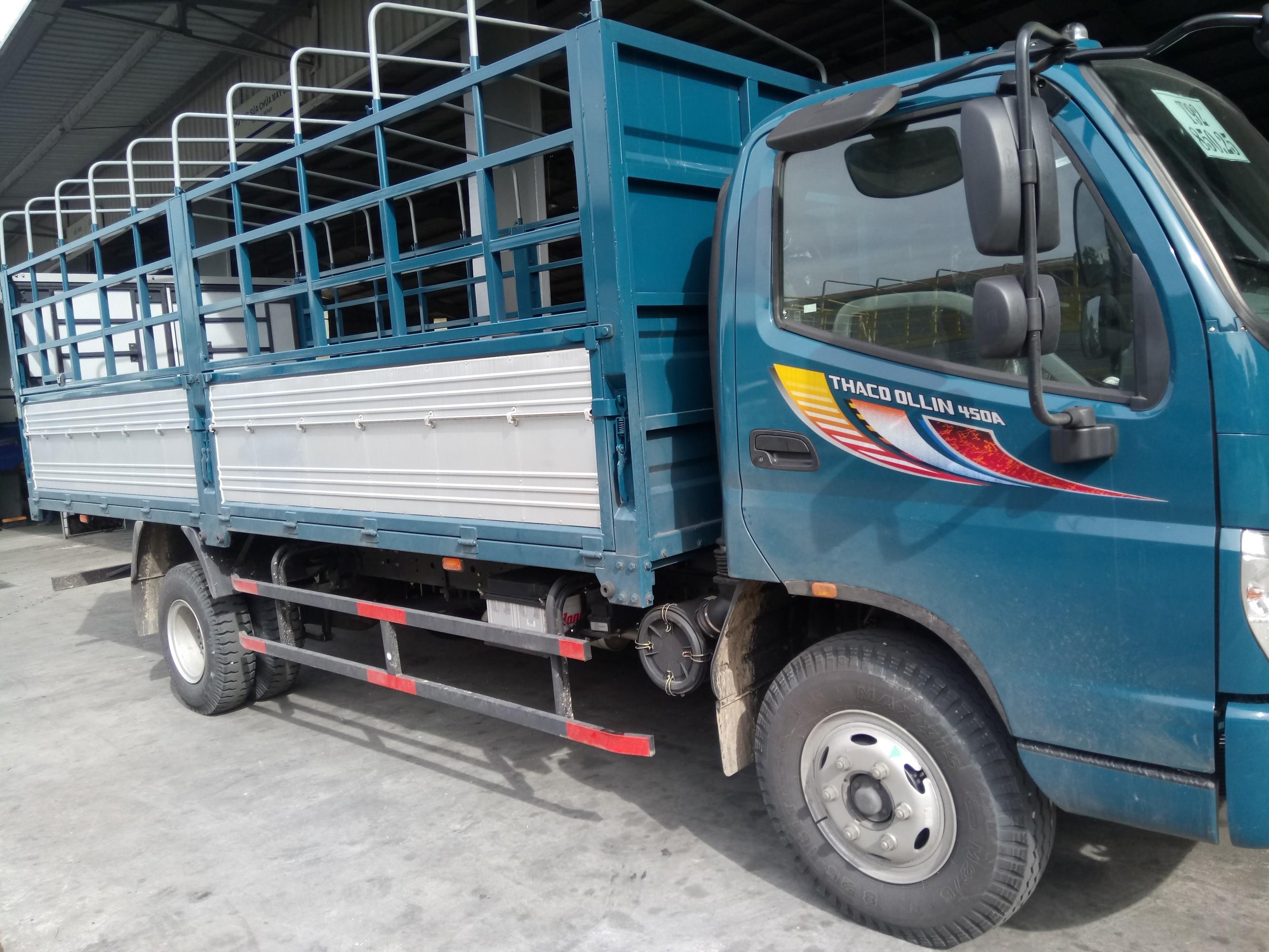 Xe tải thaco Ollin 5Tấn, xe tải ollin 700B 7 Tấn, xe tải thaco Ollin 5 tấn, xe tải OLLIN 700b 7 tấn Ảnh số 40374131