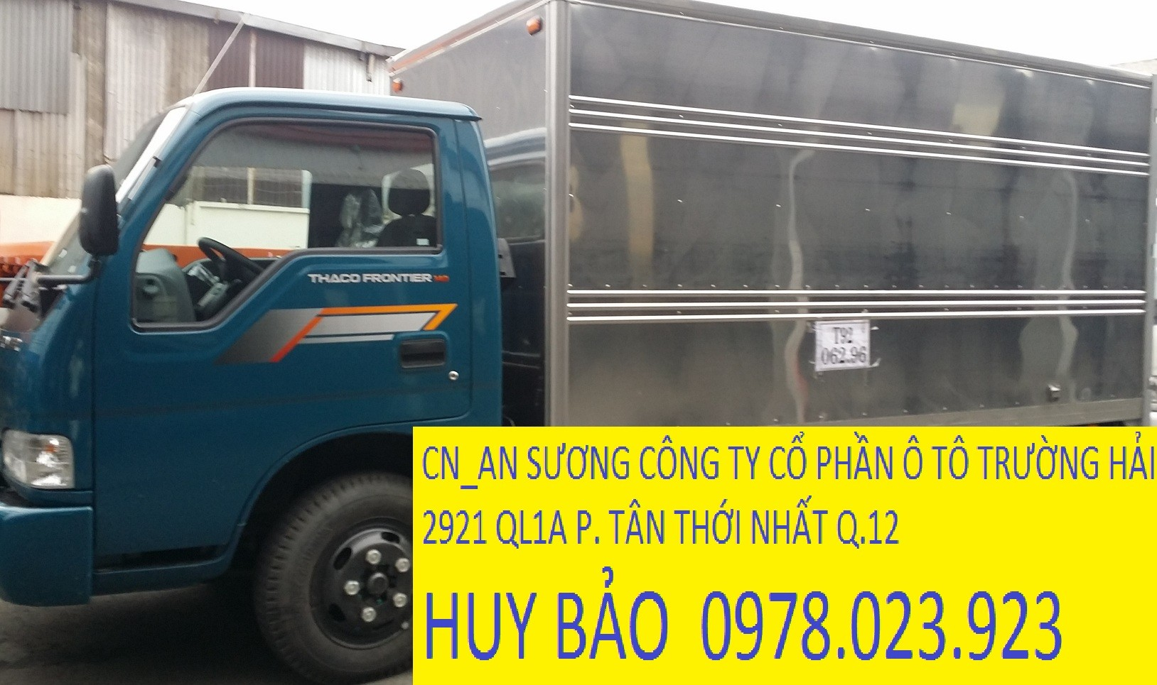 Xe tải 2,4 tấn trả góp, xe tải kia 2 tấn 4 trả góp, xe tải 1,4 tấn trả góp, xe tải 1.4 tấn trả góp 85% Ảnh số 41042667