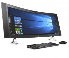 HP Envy 34-a010 34-Inch All-in-One Curved Desktop (Intel Core i5, 12 GB RAM, 1 TB HDD,Windows 10 Home ) Ảnh số 41169433